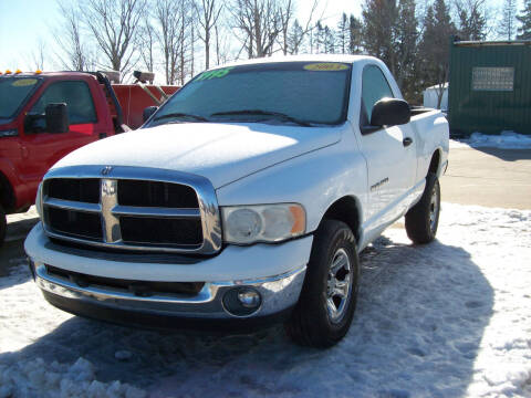 2003 Dodge Ram Pickup 1500 for sale at Summit Auto Inc in Waterford PA