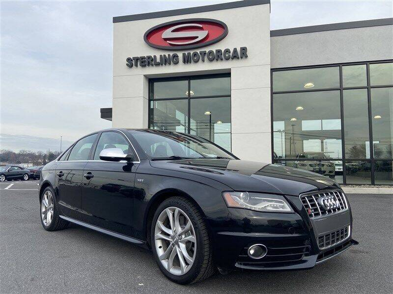 2012 Audi S4 for sale at Sterling Motorcar in Ephrata PA