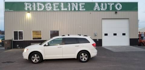 2009 Dodge Journey for sale at RIDGELINE AUTO in Chubbuck ID