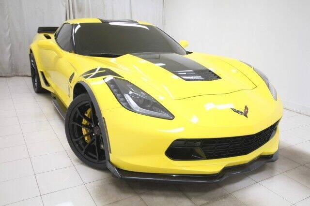 2017 Chevrolet Corvette for sale in Avenel, NJ