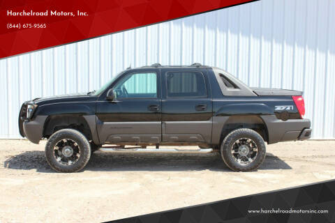 2003 Chevrolet Avalanche for sale at Harchelroad Motors, Inc. in Imperial NE