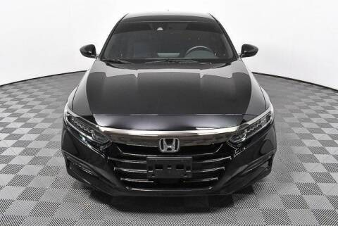 2018 Honda Accord for sale at CU Carfinders in Norcross GA