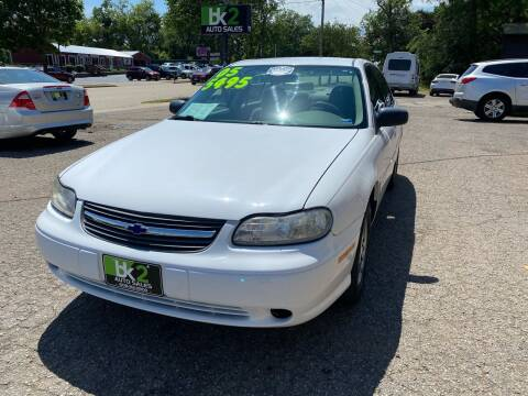 2005 Chevrolet Classic for sale at BK2 Auto Sales in Beloit WI