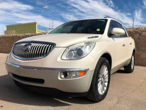 2008 Buick Enclave for sale at Eastside Auto Sales in El Paso TX