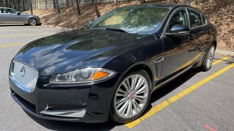 2012 Jaguar XF for sale at Magic Motors Inc. in Snellville GA