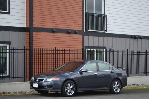 2007 Acura TSX for sale at Skyline Motors Auto Sales in Tacoma WA