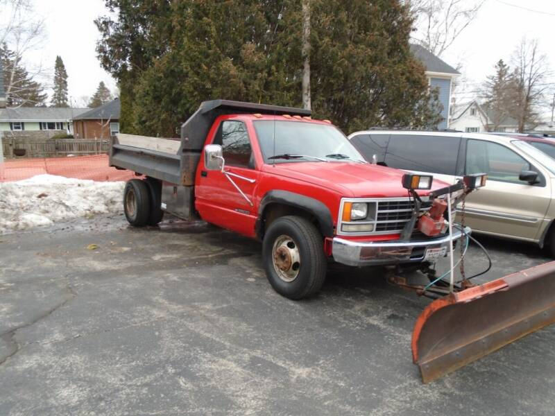 1993 Chevrolet C/K 3500 Series for sale at NORTHLAND AUTO SALES in Dale WI