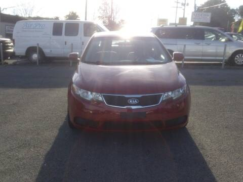 2013 Kia Forte for sale at Knoxville Used Cars in Knoxville TN