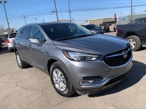 2019 Buick Enclave for sale at M-97 Auto Dealer in Roseville MI