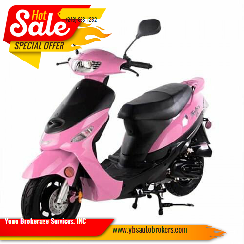 2021 Tao Motors Pony 50