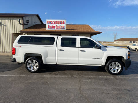 2015 Chevrolet Silverado 1500 for sale at Pro Source Auto Sales in Otterbein IN