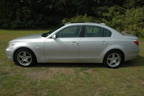 2006 BMW 5 Series for sale at Bruce H Richardson Auto Sales in Windham NH