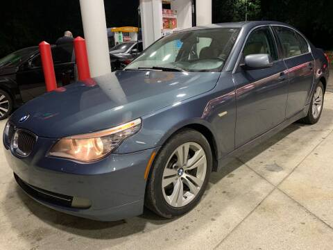 2010 BMW 5 Series for sale at Next Autogas Auto Sales in Jacksonville FL