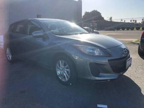 2012 Mazda MAZDA3 for sale at CABO MOTORS in Chula Vista CA
