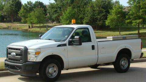2011 Ford F-250 Super Duty for sale at Red Rock Auto LLC in Oklahoma City OK