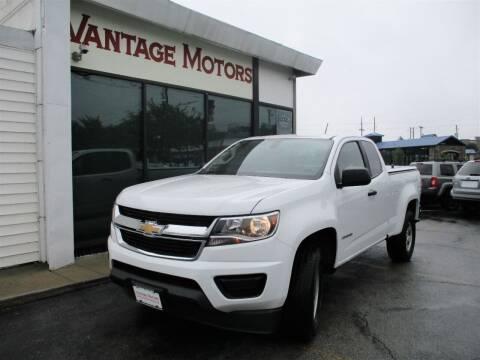 2019 Chevrolet Colorado for sale at Vantage Motors LLC in Raytown MO