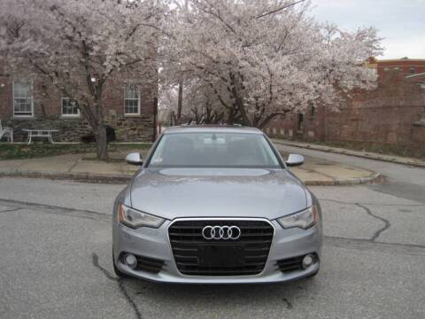 2015 Audi A6 for sale at EBN Auto Sales in Lowell MA