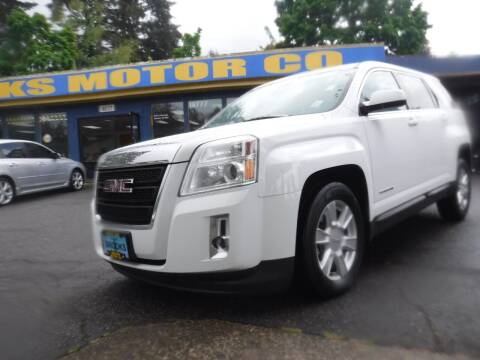 2013 GMC Terrain for sale at Brooks Motor Company, Inc in Milwaukie OR