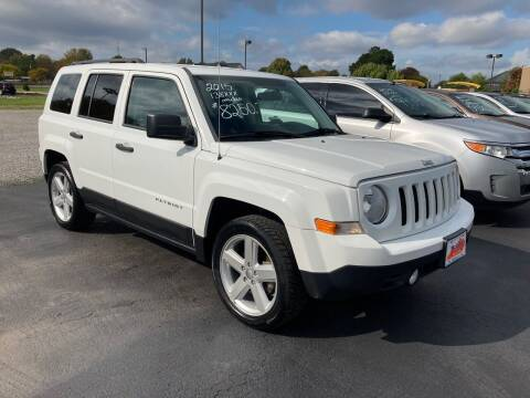 2015 Jeep Patriot for sale at McCully's Automotive - Under $10,000 in Benton KY