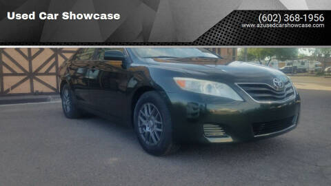 2011 Toyota Camry for sale at Used Car Showcase in Phoenix AZ