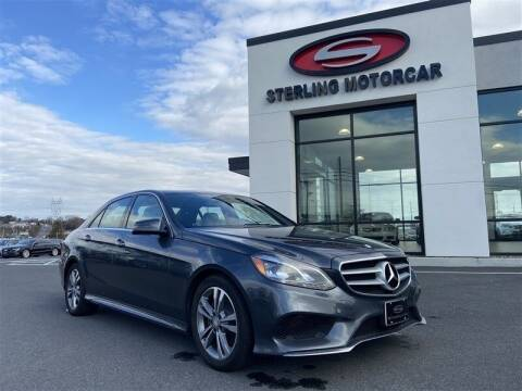 2014 Mercedes-Benz E-Class for sale at Sterling Motorcar in Ephrata PA