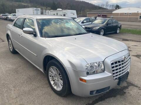 2010 Chrysler 300 for sale at DETAILZ USED CARS in Endicott NY