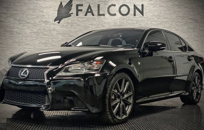 2015 Lexus GS 350 for sale at FALCON AUTO BROKERS LLC in Orlando FL