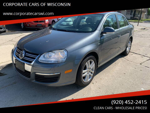 2007 Volkswagen Jetta for sale at CORPORATE CARS OF WISCONSIN - DAVES AUTO SALES OF SHEBOYGAN in Sheboygan WI