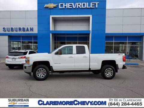 2018 Chevrolet Silverado 2500HD for sale at Suburban Chevrolet in Claremore OK