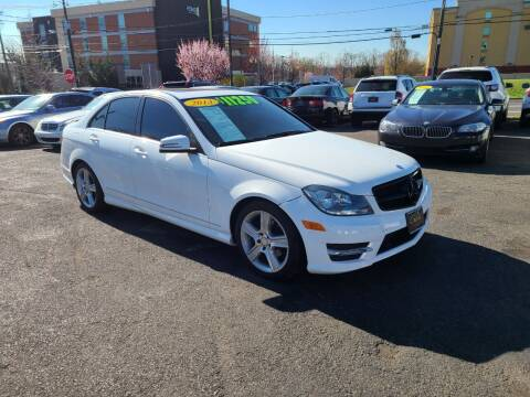 2013 Mercedes-Benz C-Class for sale at Costas Auto Gallery in Rahway NJ