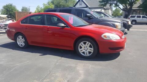 2013 Chevrolet Impala for sale at BRAMBILA MOTORS in Pocatello ID