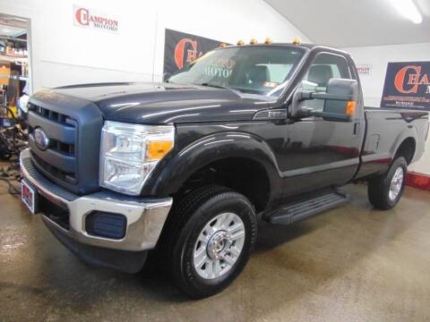 2015 Ford F-250 Super Duty for sale at Champion Motors in Amherst NH