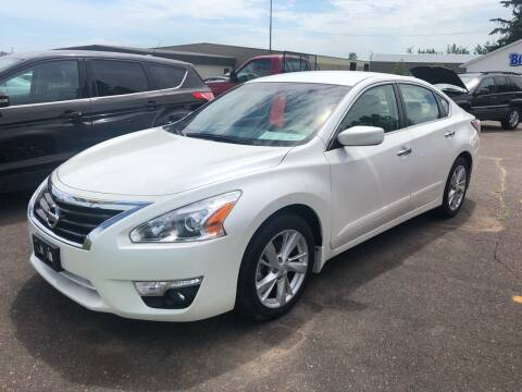 2015 Nissan Altima for sale at Blakes Auto Sales in Rice Lake WI
