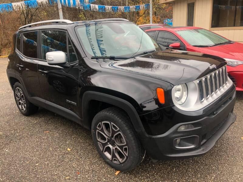 2016 Jeep Renegade for sale at Matt Jones Preowned Auto in Wheeling WV