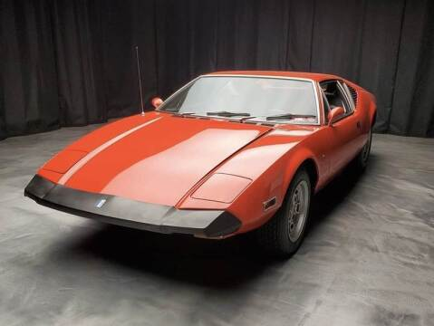 1973 De Tomaso Pantera for sale at Suncoast Sports Cars and Exotics in West Palm Beach FL