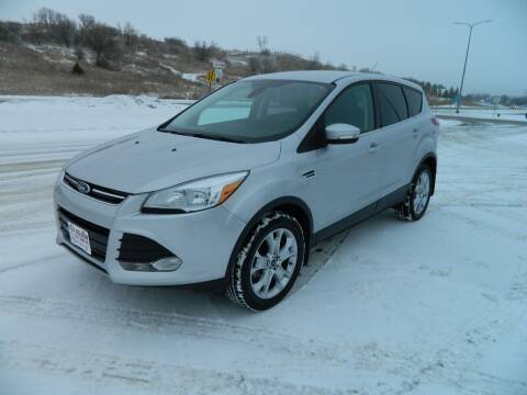 2013 Ford Escape for sale at Dick Nelson Sales & Leasing in Valley City ND