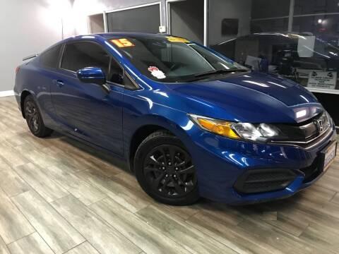 2015 Honda Civic for sale at Golden State Auto Inc. in Rancho Cordova CA