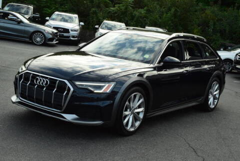 2020 Audi A6 allroad for sale at Automall Collection in Peabody MA