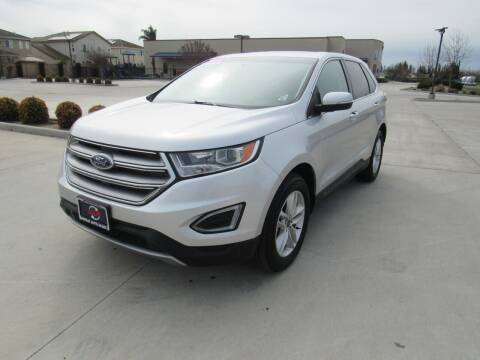 2016 Ford Edge for sale at Repeat Auto Sales Inc. in Manteca CA