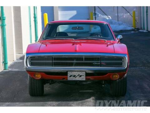 1970 Dodge Charger for sale at SW Dynamic Motorsports in Garland TX