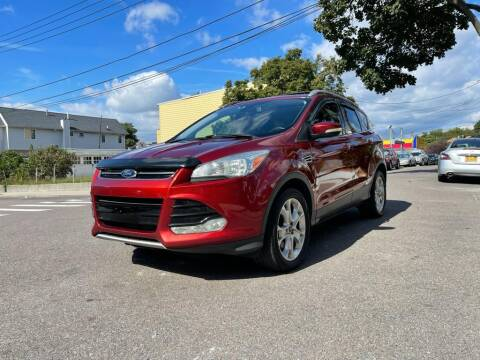 2015 Ford Escape for sale at Kapos Auto, Inc. in Ridgewood NY