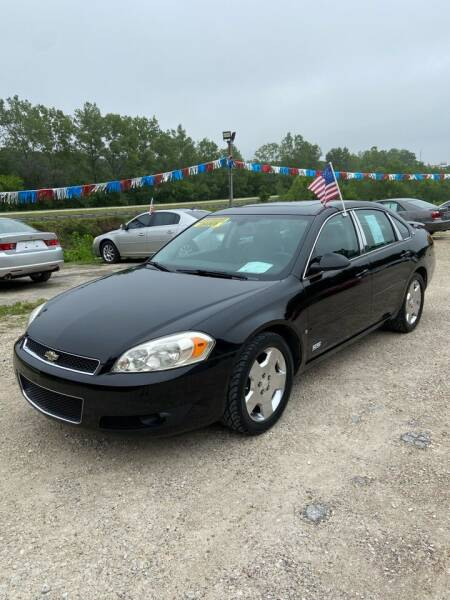 2006 Chevrolet Impala for sale at Dons Used Cars in Union MO