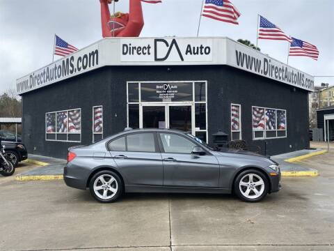 2014 BMW 3 Series for sale at Direct Auto in D'Iberville MS