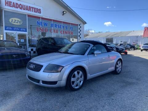 2002 Audi TT for sale at Auto Headquarters in Lakewood NJ