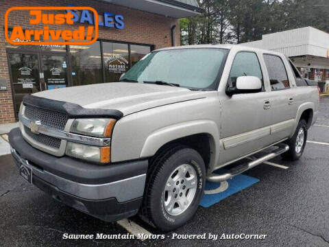 2006 Chevrolet Avalanche for sale at Michael D Stout in Cumming GA