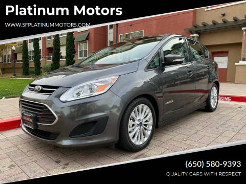 2017 Ford C-MAX Hybrid for sale at Platinum Motors in San Bruno CA