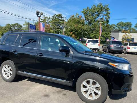 2012 Toyota Highlander for sale at Primary Motors Inc in Commack NY