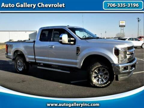 2019 Ford F-250 Super Duty for sale at Auto Gallery Chevrolet in Commerce GA