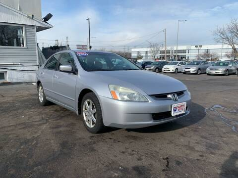 2004 Honda Accord for sale at 355 North Auto in Lombard IL
