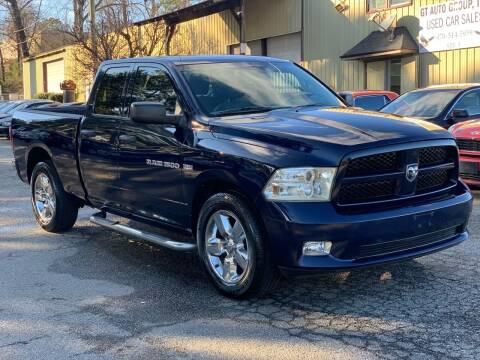 2012 RAM Ram Pickup 1500 for sale at MVP Auto LLC in Alpharetta GA